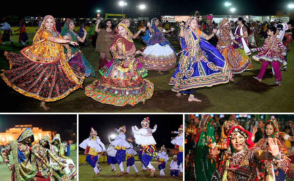 01_People-play-Garba-dance