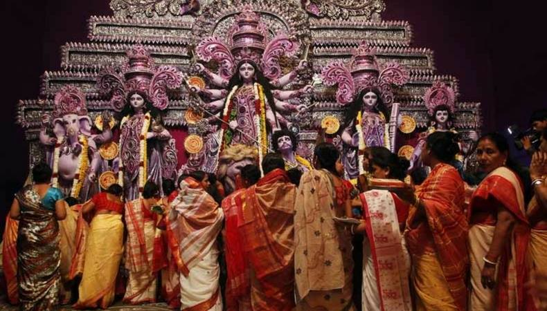 Navratri-is-Durga-Puja-in-Bengal